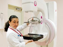 マンモグラフィ(Mammography)撮影装置2